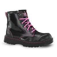 Gotta Flurt London Girls' Lace-Up Boots