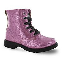 Gotta Flurt London II Girls' Lace-Up Boots