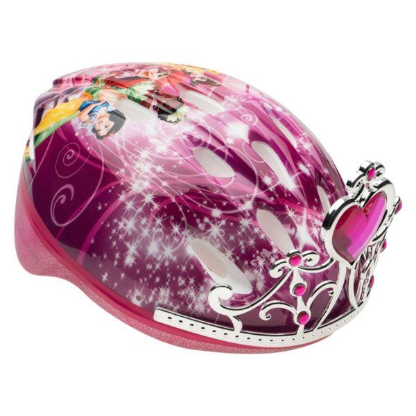 Disney Princess Kids 3D Tiara Bike Helmet by Bell Sports