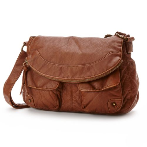 SONOMA Goods for Life™ Flap Crossbody Bag