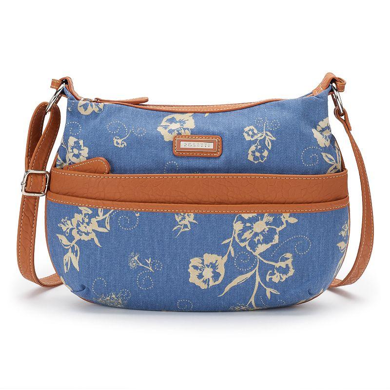 Rosetti Triple Play Clara Mini Crossbody Bag
