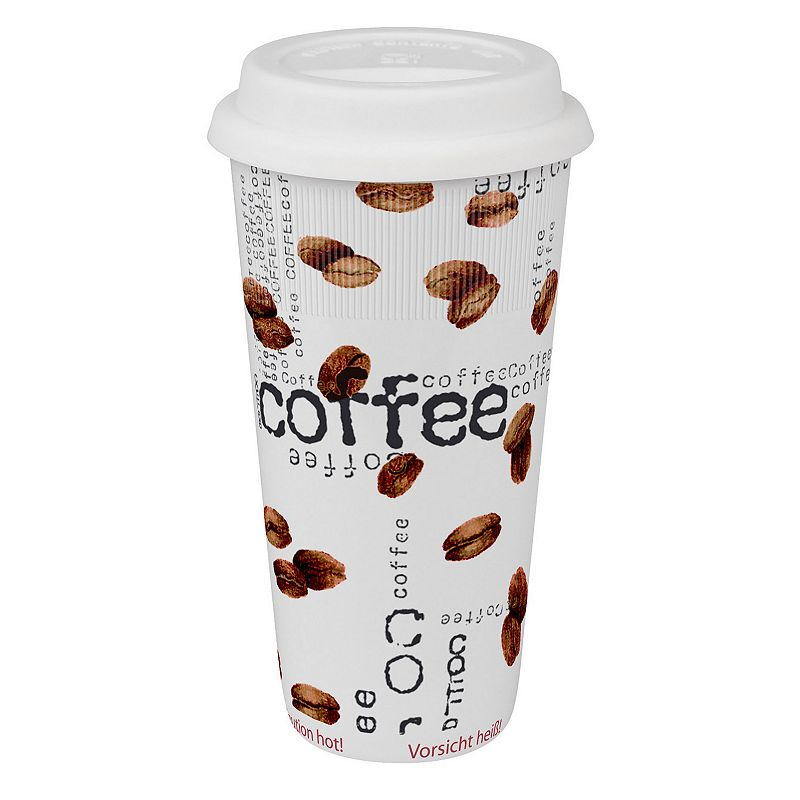Konitz 4-pc. Coffee Collage Travel Mug Set