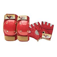 Marvel Iron Man Kids Elbow, Knee & Hand Protection Set by Bell Sports