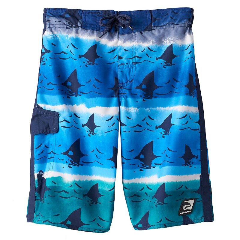 Boys 8-20 Laguna Shark Tank Board Shorts