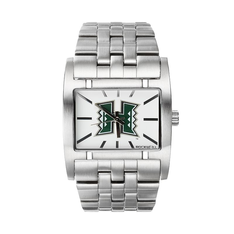 Rockwell Hawaii Warriors Apostle Stainless Steel Watch - Men