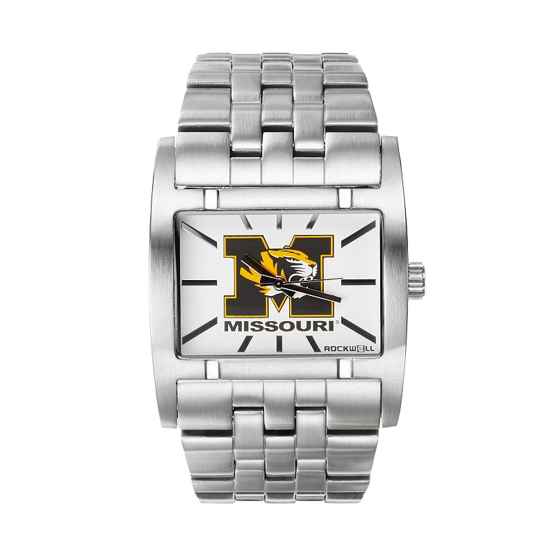 Rockwell Missouri Tigers Apostle Stainless Steel Watch - Men