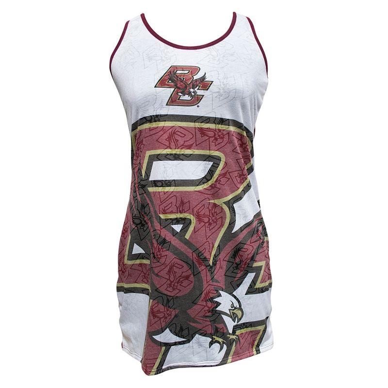 Women's Boston College Eagles Cameo Nightgown