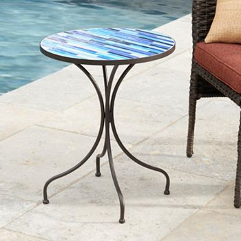Sonoma Life Linear Mosaic Table