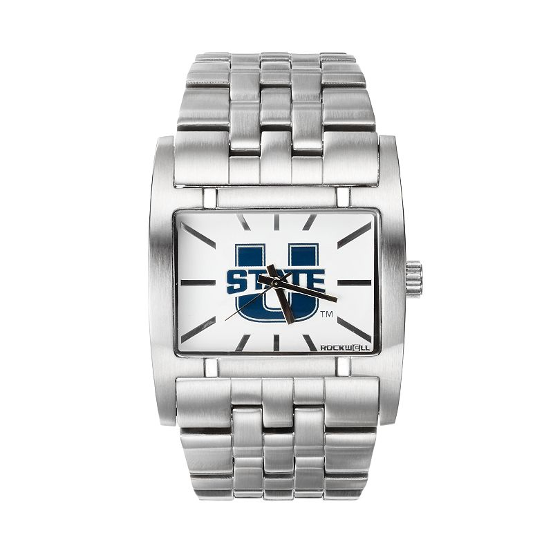 Rockwell Utah State Aggies Apostle Stainless Steel Watch - Men