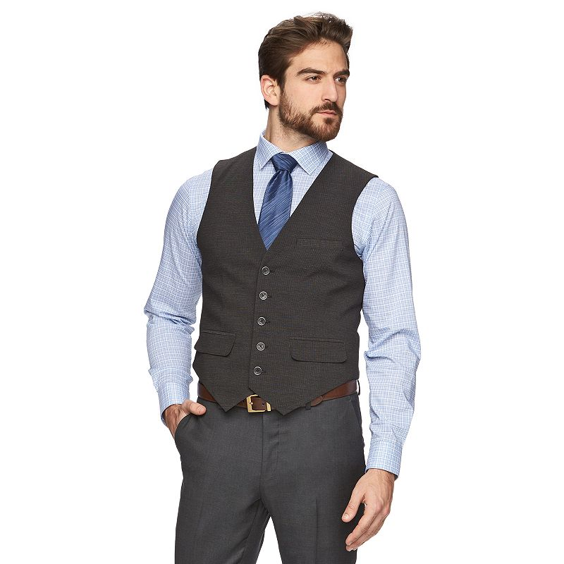 Marc Anthony Slim-Fit Vest - Men