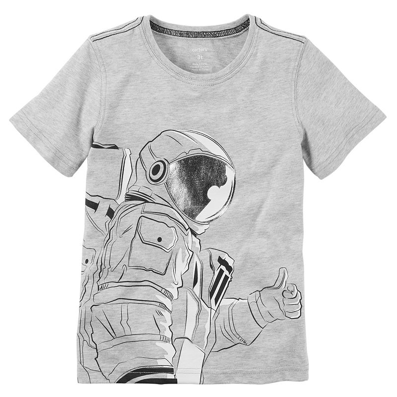 Baby Boy Carter's Astronaut Tee
