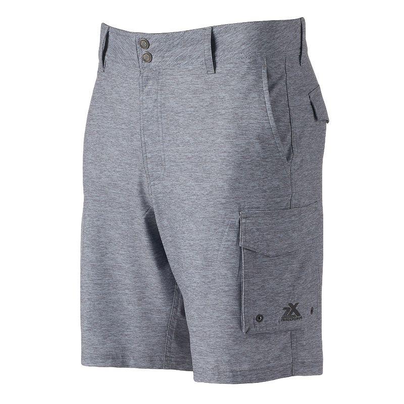 Men's ZeroXposur Jacked Solid Board Shorts