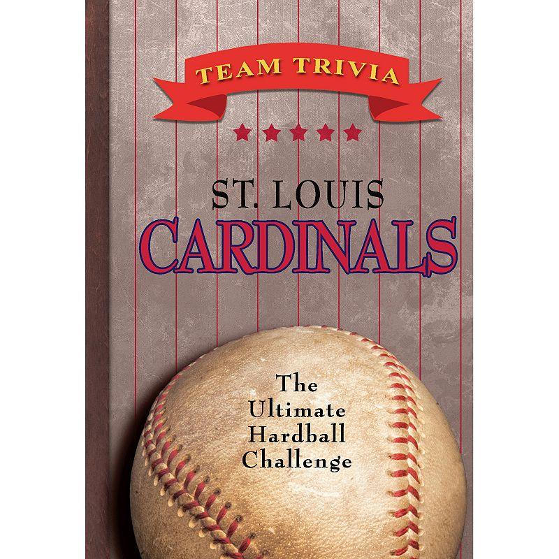St. Louis Cardinals Team Trivia Book