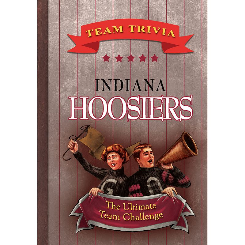 Indiana Hoosiers Team Trivia Book