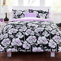 Seventeen Midnight Poppies Comforter Set