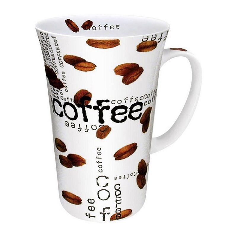 Konitz 4-pc. Coffee Collage Mug Set