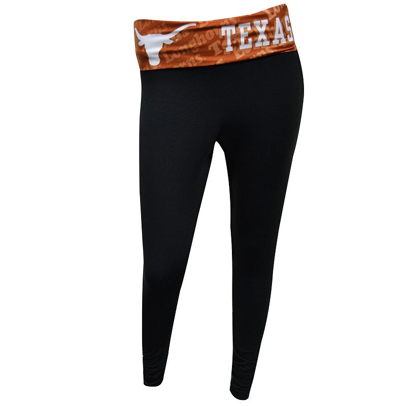 Texas Longhorns Cameo Leggings - Women's