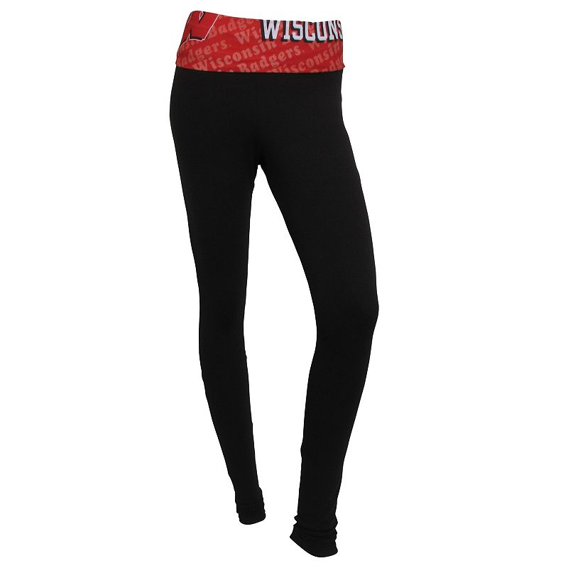 Women's Wisconsin Badgers Cameo Leggings
