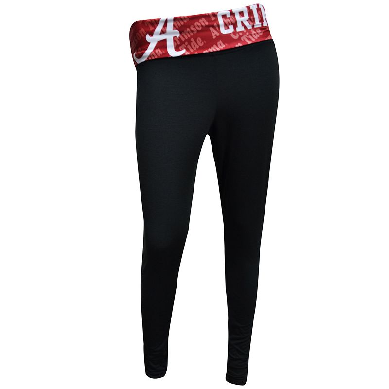 Women's Alabama Crimson Tide Cameo Leggings