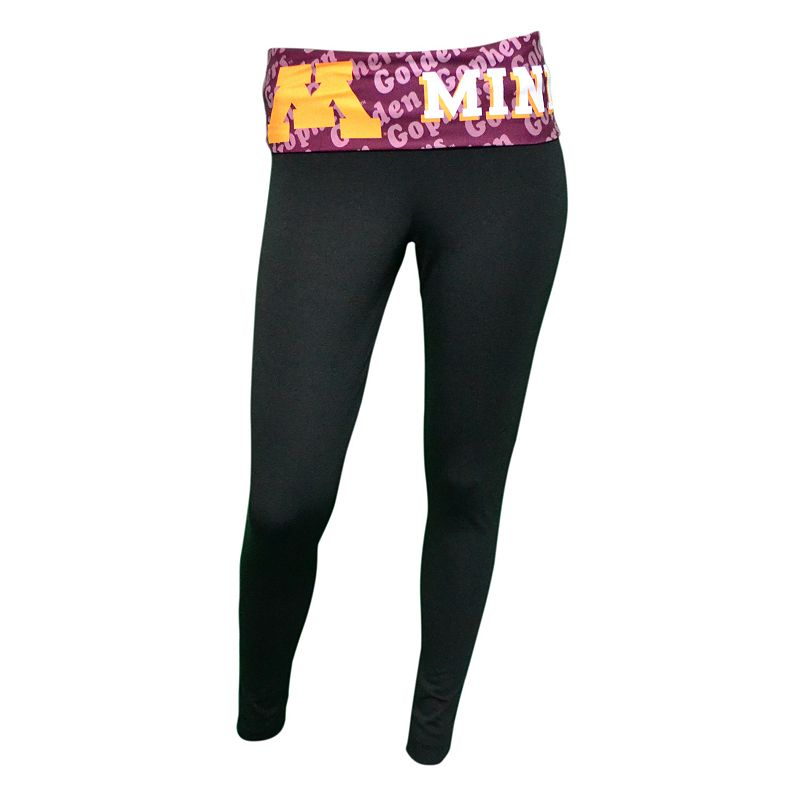 Women's Minnesota Golden Gophers Cameo Leggings