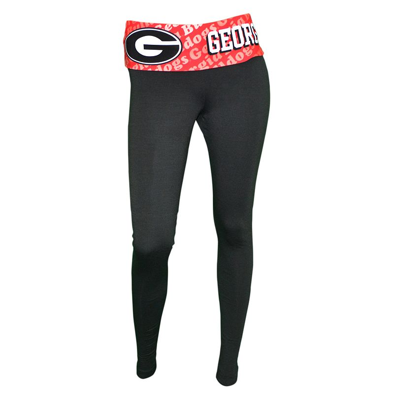 Women's Georgia Bulldogs Cameo Leggings