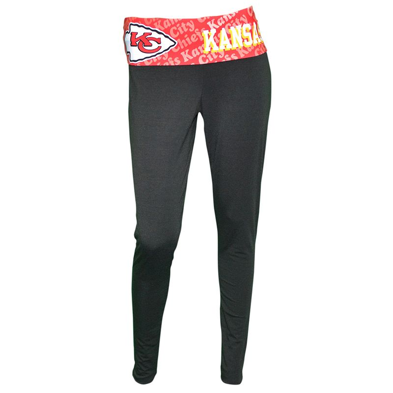 Women's Kansas City Chiefs Cameo Leggings
