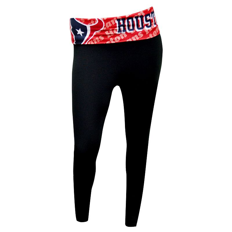 Women's Houston Texans Cameo Leggings