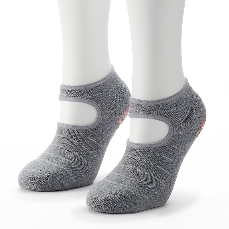 Women's adidas 2-pk. Studio Striped climalite No-Show Socks