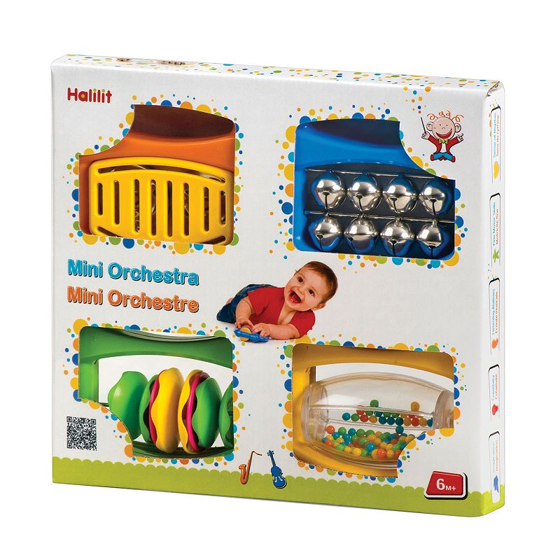 Edushape Mini Orchestra 4-pc. Set