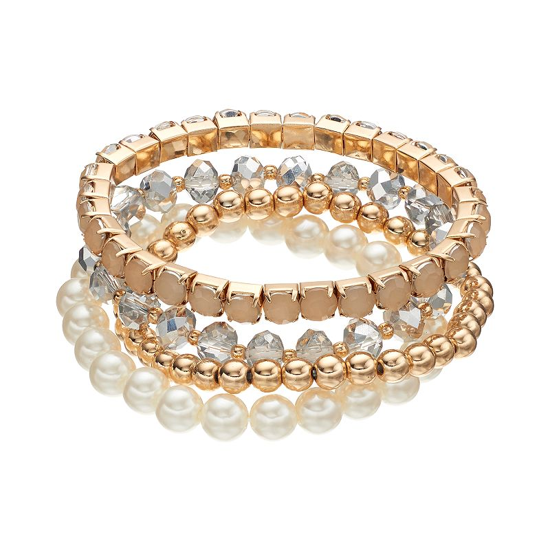 Mudd® Stretch Bracelet Set