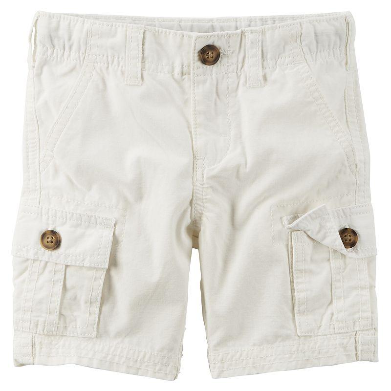 Toddler Boy Carter's 5-Pocket Cargo Shorts