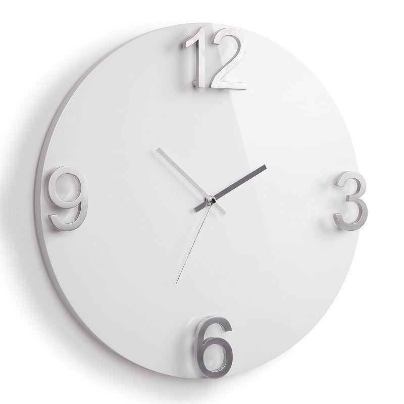 Umbra Elapse Wall Clock