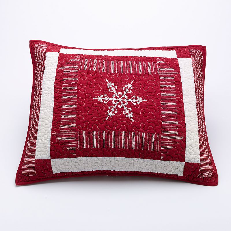 Home Classics Red King Bedding Kohl 39 S