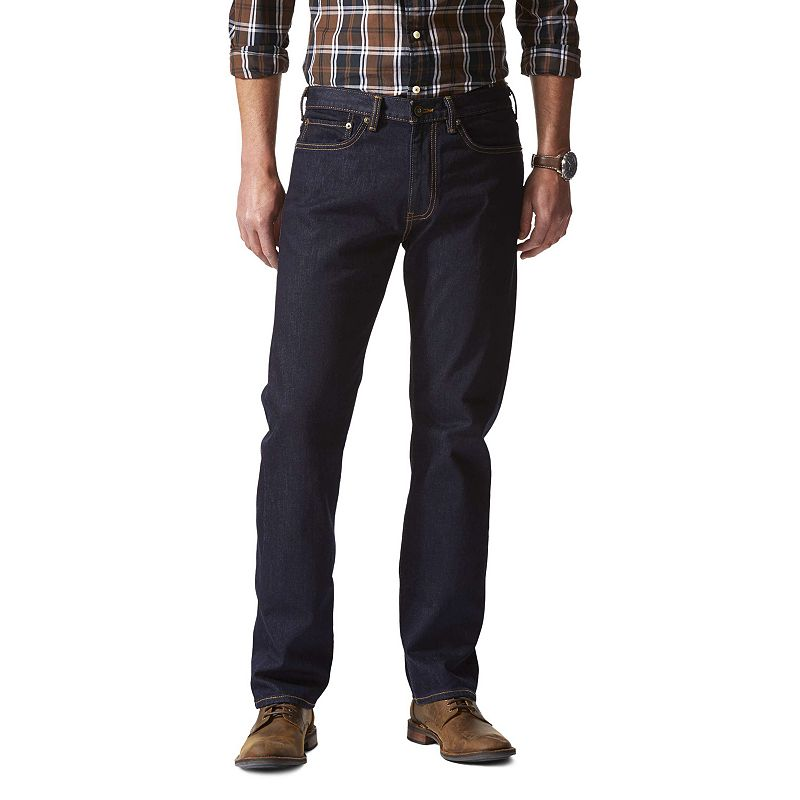 Men's Dockers® 5-Pocket Straight Stretch Jeans