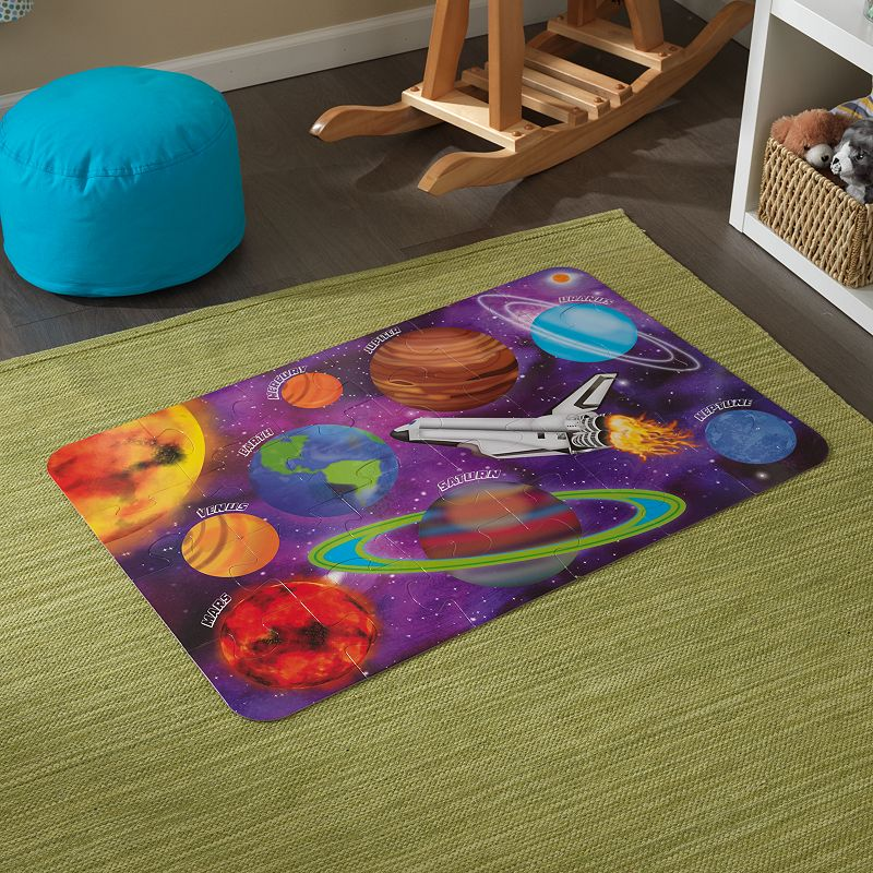 KidKraft Outer Space Floor Puzzle
