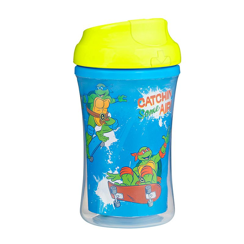 Gerber Graduates Teenage Mutant Ninja Turtles 9 Ounce Insulated Cup by NUK