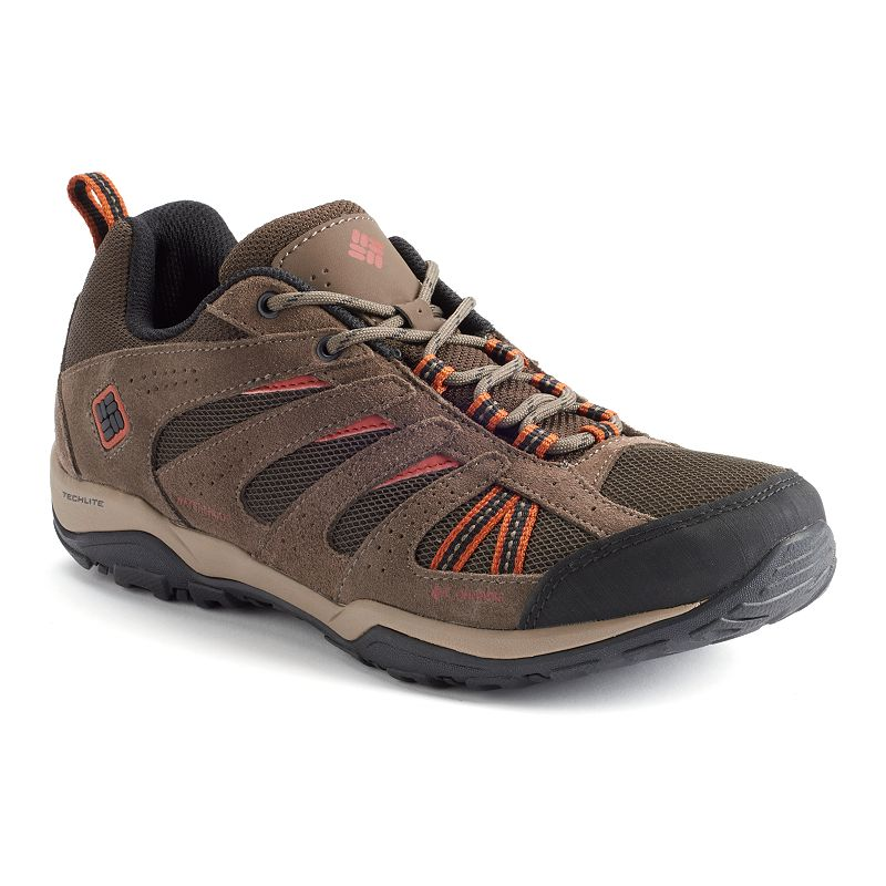 Columbia North Plains Drifter Men's Waterproof Hiking Shoes