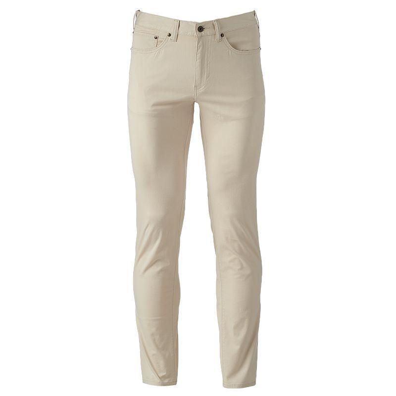 Men's Dockers® 5-Pocket D1 Slim-Fit Twill Stretch Pants