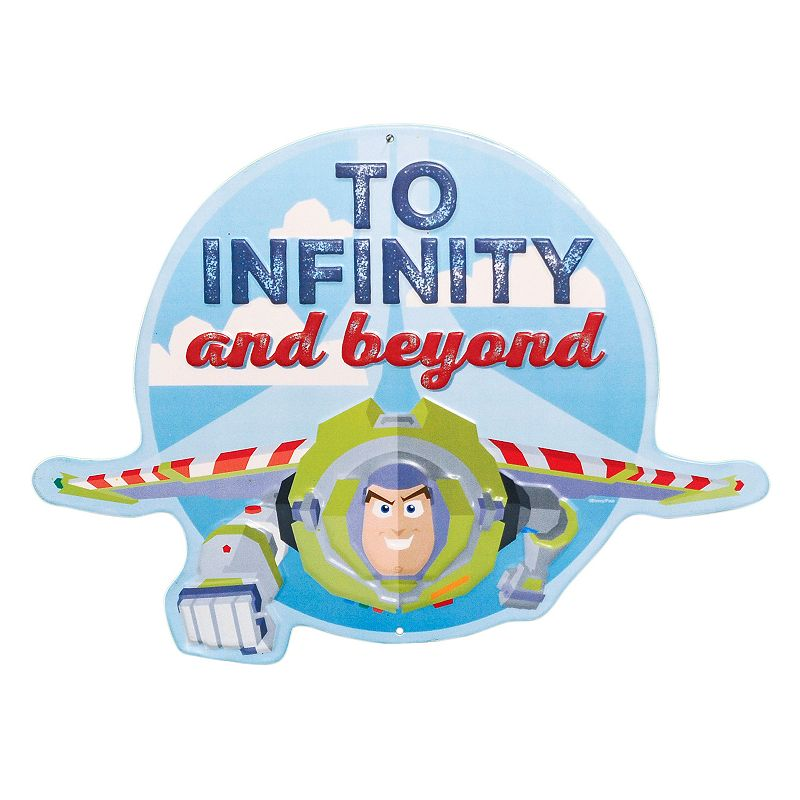 Disney / Pixar Toy Story Buzz Lightyear Wall Decor