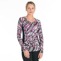 Women's Snow Angel Slimline Scoopneck Base Layer Top