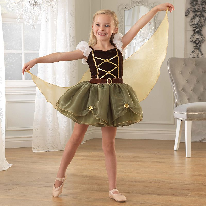 KidKraft Pirate Winged Fairy Dress-Up Costume