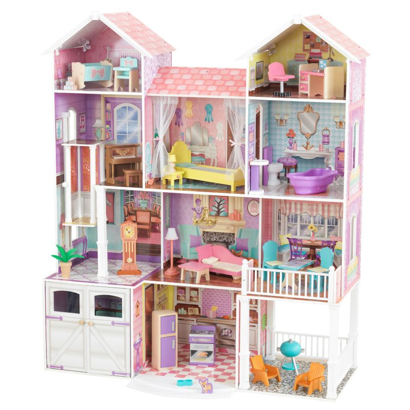 KidKraft Country Estate Dollhouse, Multicolor