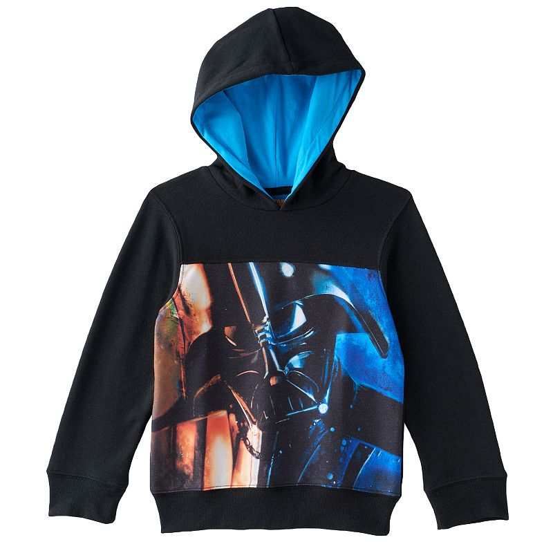 Star Wars Photoreal Darth Vader Hoodie - Boys 4-7