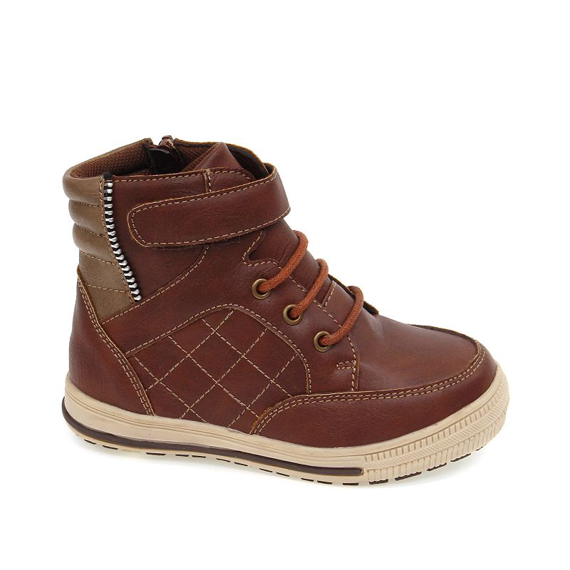 Josmo Boys' High-Top Casual Shoes