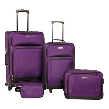 Prodigy Avenue 4-Pc. Luggage Set