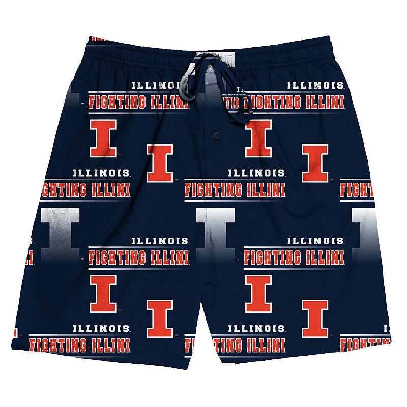 Men's Illinois Fighting Illini Lounge Shorts