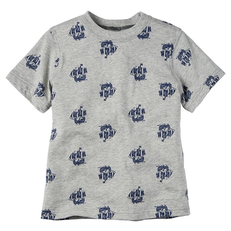 Toddler Boy Carter's Ship Tee