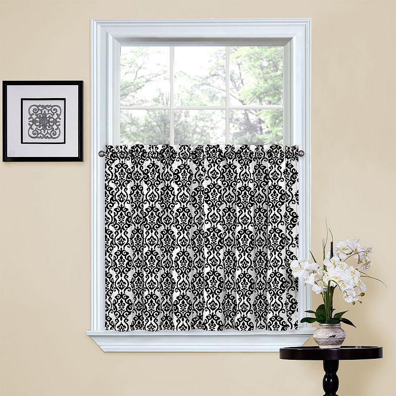 Waverly Luminary 2-pk. Tier Curtains - 36'' x 52''