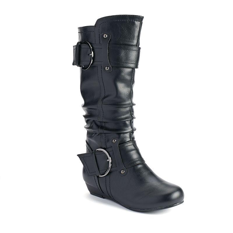 Unionbay Girls' Tall Boots