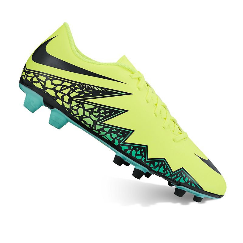 Nike HyperVenom Phade II Firm-Ground Men's Soccer Shoes